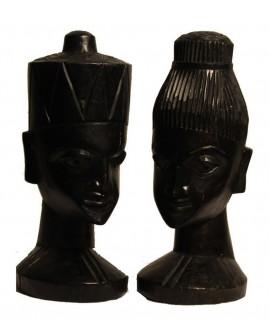 Statuette duo