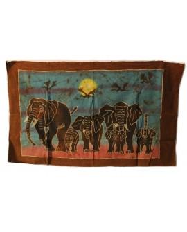 La marche des éléphants