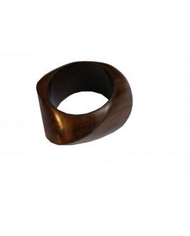 Bracelet Marron Bois