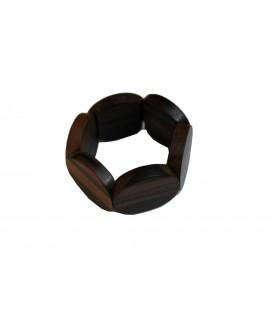 Bracelet  Rondelles de Bois