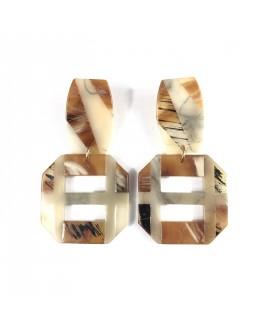 Goti - Boucles d'oreilles à clips